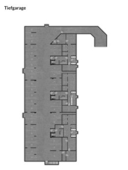 Bibert Terrassen - Tiefgarage