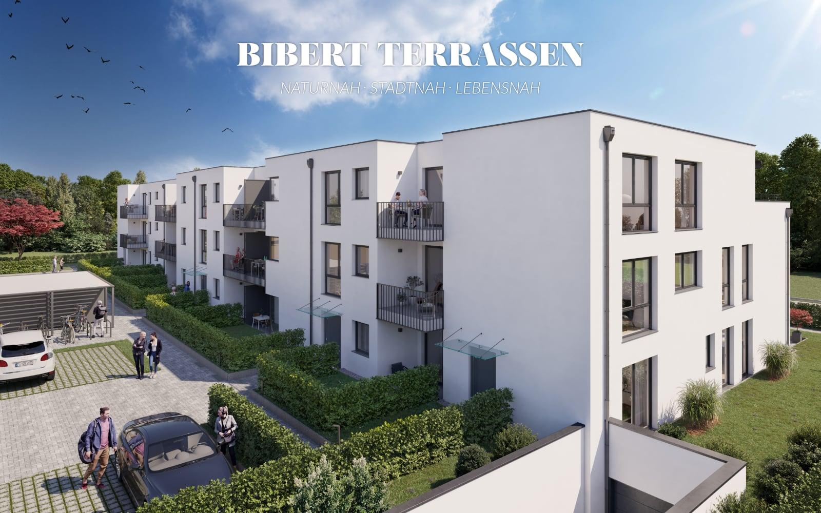 Bibert Terrassen in Zirndorf